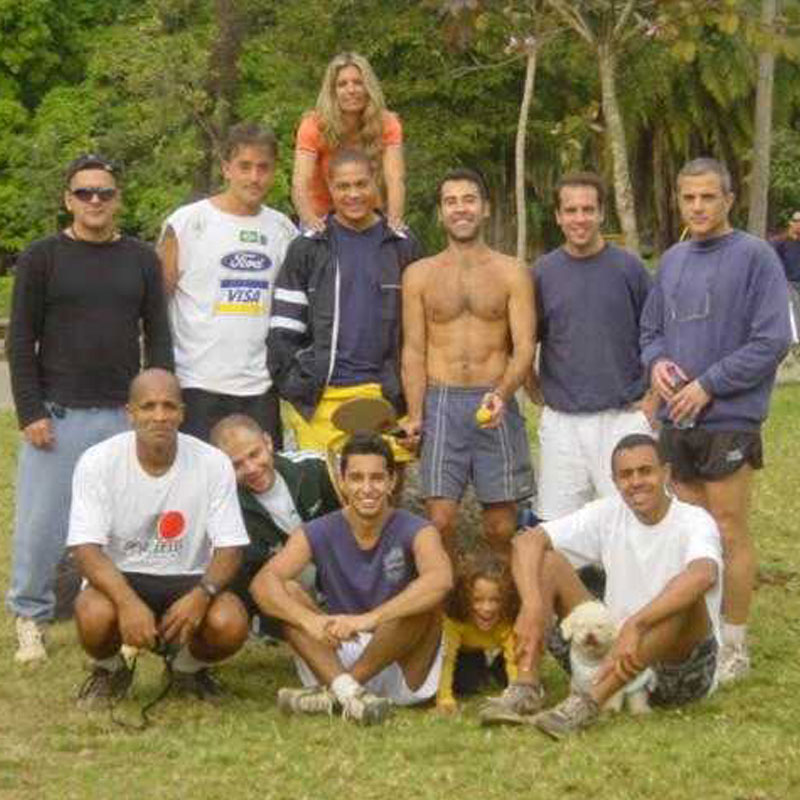 Turma do Ibirapuera - Fastball Frescobol